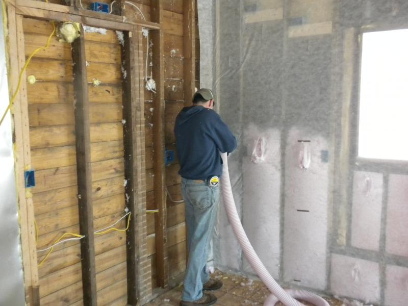 Breneman Builders Llc Blown In Insulation
